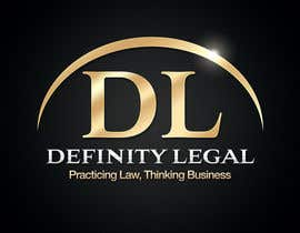 #15 untuk Design a Logo for Definity Legal oleh Jevangood