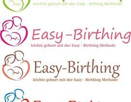 #50 para Design a Logo for Easy-Birthing (.de) por Phillips1