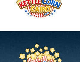 "nº 47 pour Design a Logo for ""Kettle Corn Cairo"" par HallidayBooks"