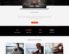 #20 for Create a website mockup for SEO-focused brand af rhmguy