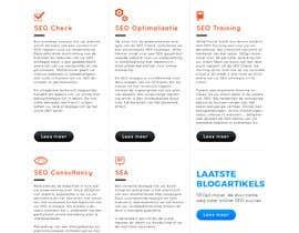 #19 for Create a website mockup for SEO-focused brand af alexdd91