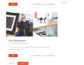 #15 for Create a website mockup for SEO-focused brand af syrwebdevelopmen