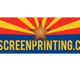 #17 para Design a Logo for Arizona Screen Printing - AZscreenprinting.com por tjayart