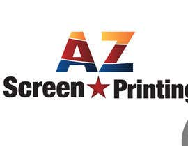 #31 para Design a Logo for Arizona Screen Printing - AZscreenprinting.com por speedpro02