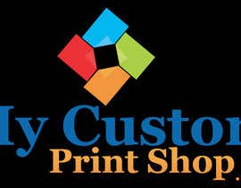#20 cho Design a Logo for MyCustomPrintShop.com bởi expertdesigner4