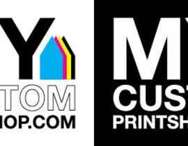 #29 cho Design a Logo for MyCustomPrintShop.com bởi larissaecorrea