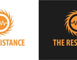 """nº 14 pour Design a Logo """"The Resistance"""" par MitevskaMonika"""