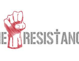 """nº 37 pour Design a Logo """"The Resistance"""" par MitevskaMonika"""
