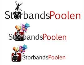 nº 36 pour Designa en logo for StorbandsPoolen par uniqmanage