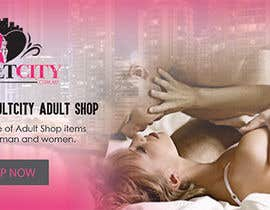#17 cho Design a Banner | Adult Shop | AdultCity Home Page Banner bởi jassna