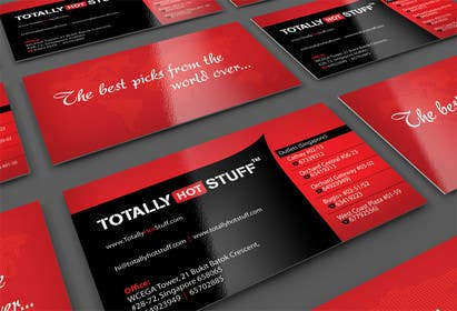 #1 for Design a business card by midget