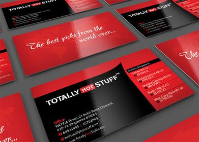 #2 for Design a business card by midget