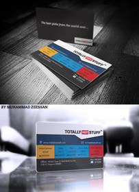 #49 for Design a business card by Zeshu2011