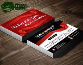 #34 para Design a business card por rhayramos11