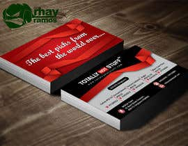 #35 para Design a business card por rhayramos11