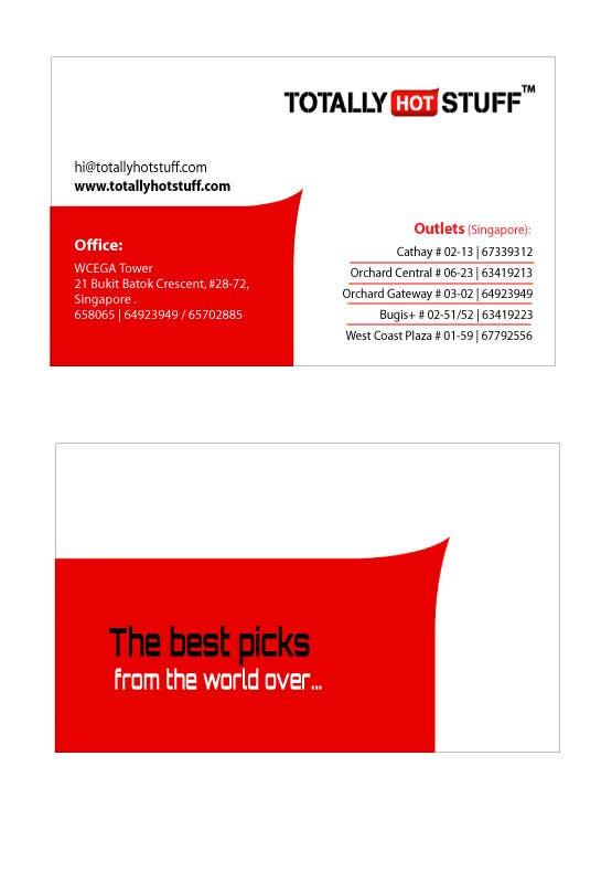 Inscrição nº 17 do Concurso para Design a business card