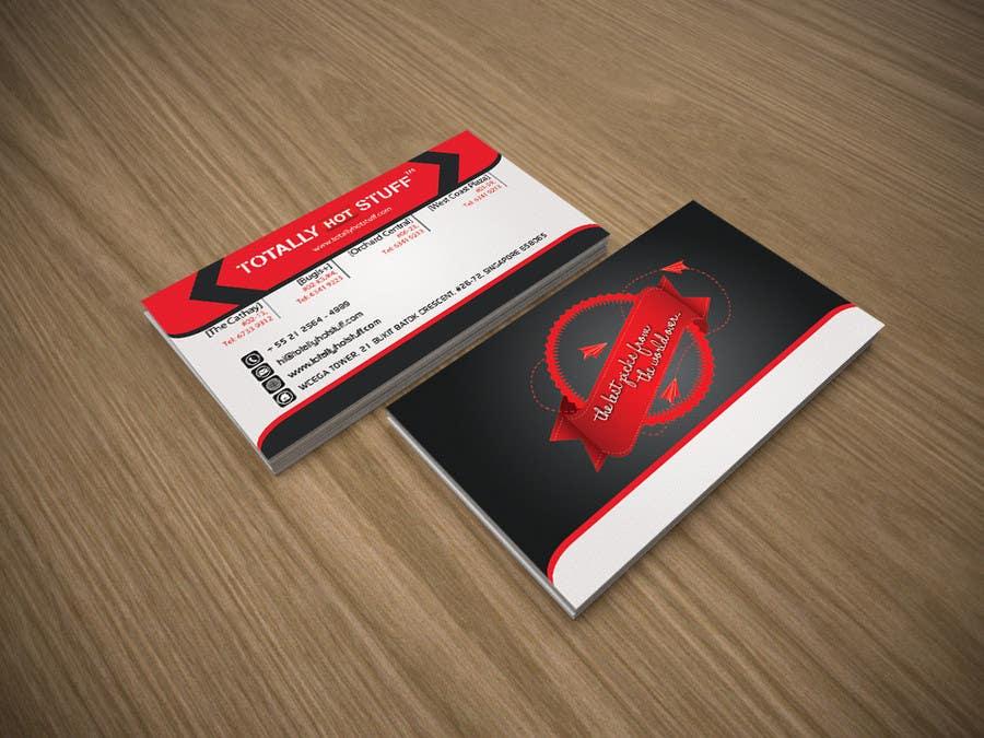 Inscrição nº 40 do Concurso para Design a business card