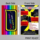 Graphic Design Inscrição do Concurso Nº56 para Design a business card