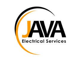 #160 para Logo Design for Java Electrical Services Pty Ltd por ChrisG007
