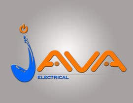 #152 para Logo Design for Java Electrical Services Pty Ltd por eg1982