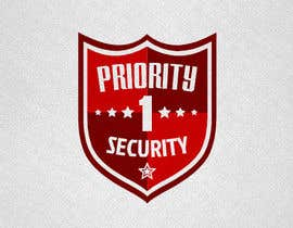 nº 123 pour Design a Logo for Priority one security. par nilankohalder