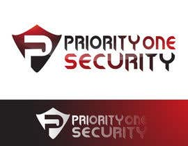 inspirativ tarafından Design a Logo for Priority one security. için no 125