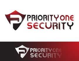 Nro 125 kilpailuun Design a Logo for Priority one security. käyttäjältä inspirativ