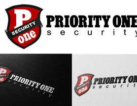 nº 65 pour Design a Logo for Priority one security. par nurmania