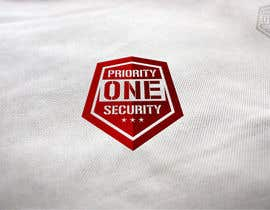 #101 untuk Design a Logo for Priority one security. oleh diptisarkar44