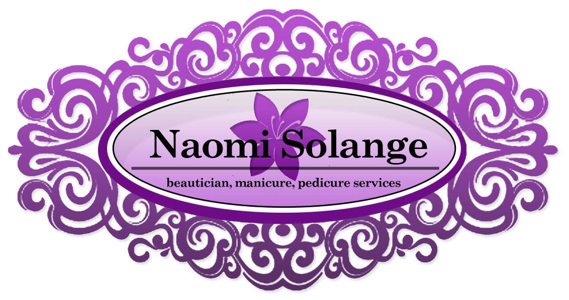Inscrição nº 27 do Concurso para Ontwerp een Logo for Naomi
