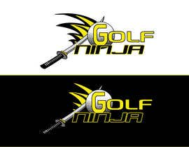 #84 para Design a Logo for GOLF NINJA por crossforth