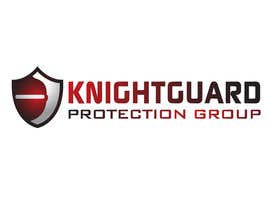 nº 58 pour Design a Logo for Knightguard Protection Group par inspirativ
