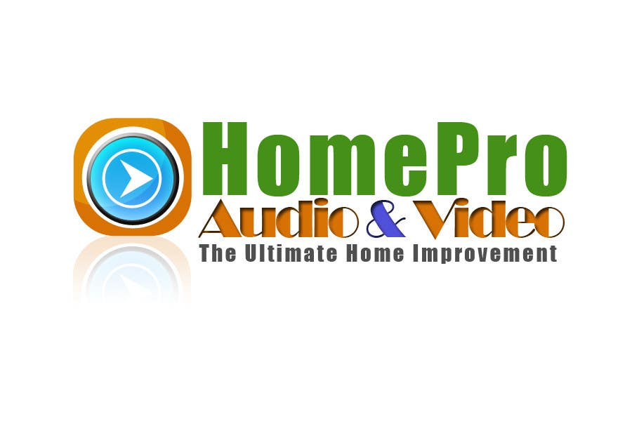 Contest Entry #317 for Logo Design for HomePro Audio & Video