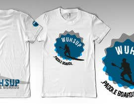 nº 87 pour Design a T-Shirt for WUHSUP par naef