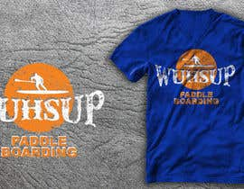 #96 for Design a T-Shirt for WUHSUP by nasirali339