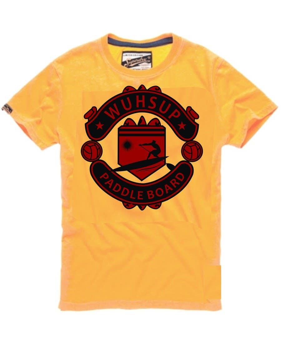 Penyertaan Peraduan #97 untuk Design a T-Shirt for WUHSUP