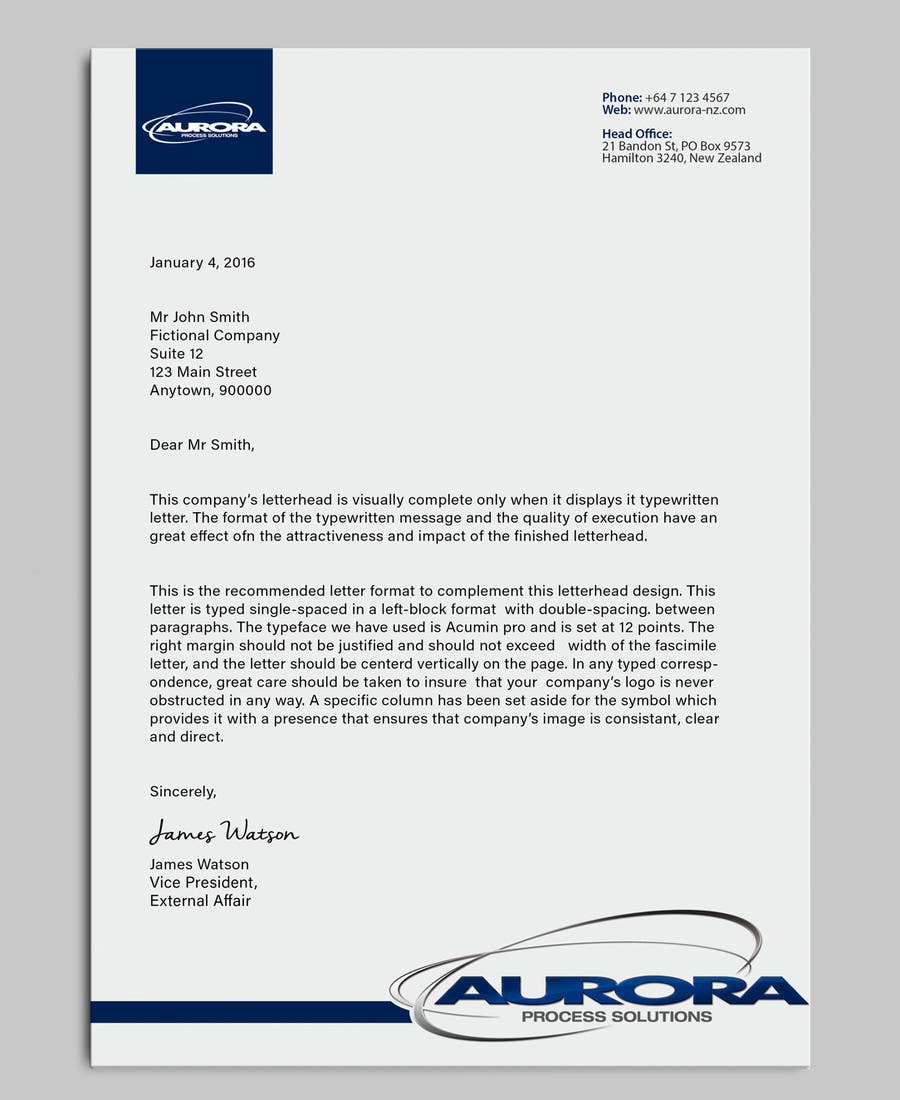 Entry #121 by gogoimouchumi15 for Design a letterhead, email ...