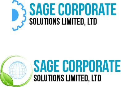 #37 for Design a Logo for Sage Corporate Solutions Limited by Renovatis13a