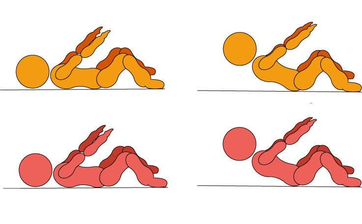 Inscrição nº                                         10                                      do Concurso para                                         stickman workout illustration design