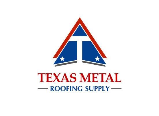 Bài tham dự cuộc thi #                                        170                                      cho                                         Design a Logo for Texas Metal Roofing Supply