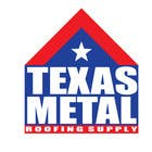 Bài tham dự #109 về Graphic Design cho cuộc thi Design a Logo for Texas Metal Roofing Supply