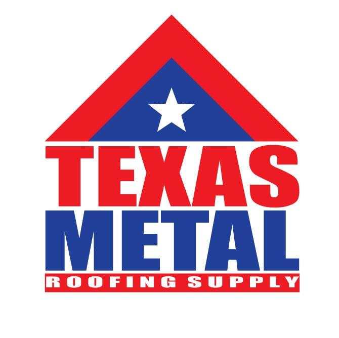 Bài tham dự cuộc thi #                                        128                                      cho                                         Design a Logo for Texas Metal Roofing Supply
