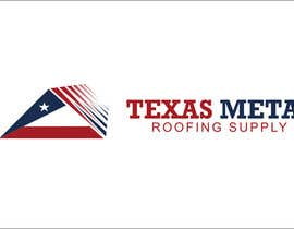 #107 for Design a Logo for Texas Metal Roofing Supply by mgliviu