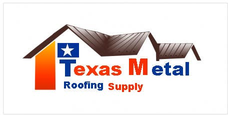 Bài tham dự cuộc thi #                                        169                                      cho                                         Design a Logo for Texas Metal Roofing Supply