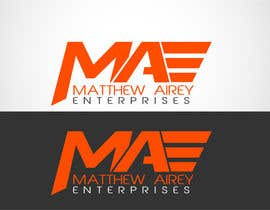 nº 160 pour Design a Logo for Matthew Airey Enterprises par Don67