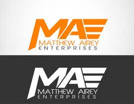 #298 for Design a Logo for Matthew Airey Enterprises by Don67