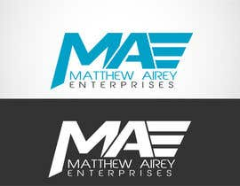 #315 for Design a Logo for Matthew Airey Enterprises by Don67