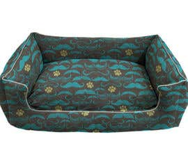 nº 140 pour Fabric Repeating Pattern for Dog Bed par Christina850