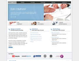 #25 untuk Website Design for .design-it GmbH - software.internet.consulting oleh fanykoh
