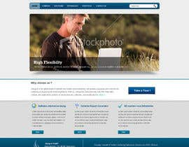 #16 cho Website Design for .design-it GmbH - software.internet.consulting bởi trojanbuster